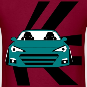 Teal BRZ JDM - Men's T-Shirt