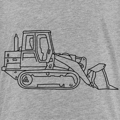 bulldozer construction digger