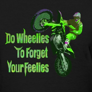 do wheelies T-Shirts - Women's T-Shirt