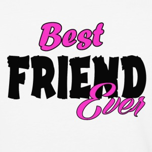 BFF best friend - Baseball T-Shirt