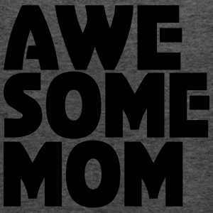 Awesome Mom Tanks - Women's Flowy Tank Top by Bella