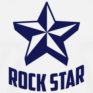rock star T-Shirts - Men's Premium T-Shirt