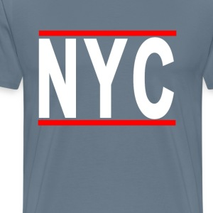 nyc_ - Men's Premium T-Shirt
