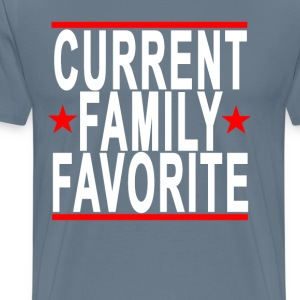 current_family_favorite - Men's Premium T-Shirt