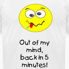Out of my mind tshirt