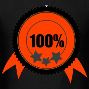 100-percent 1 T-Shirts - Men's T-Shirt