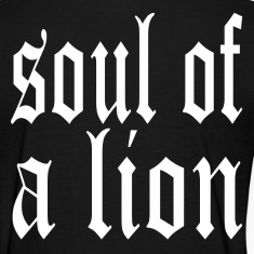 Warrior Soul of a Lion Women's T-Shirts