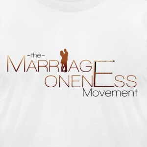 The Marriage Oneness Movement T-shirt - Men's T-Shirt by American Apparel