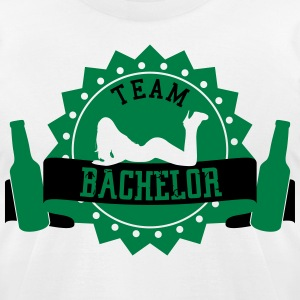 Team Bachelor T-Shirts - Men's T-Shirt by American Apparel