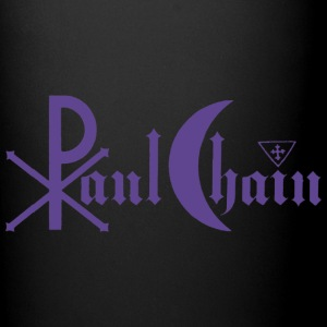 Paul Chain Coffee Mug ~ Violet on Black - Full Color Mug