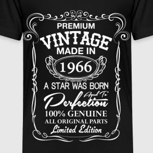 Premium Vintage 1966 Baby & Toddler Shirts - Toddler Premium T-Shirt