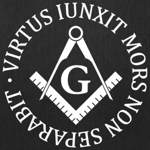 Freemasonry sign Bags & backpacks - Tote Bag