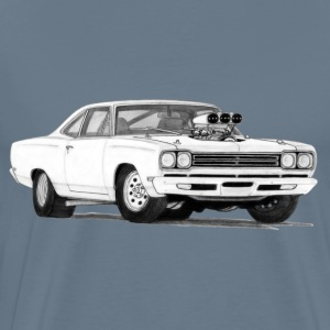 69 Plymouth Roadrunner - Men's Premium T-Shirt