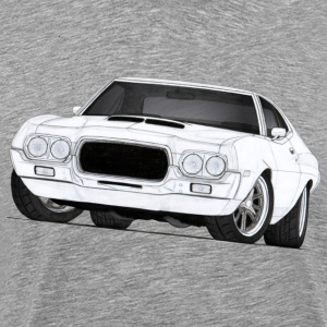 1972 Ford Torino - Men's Premium T-Shirt