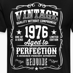 Vintage 1976 Aged to Perfection