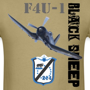 Black Sheep Squadron T-Shirts - Men's T-Shirt