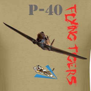 Flying Tigers - Men's T-Shirt
