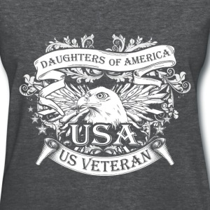 Veterans - Daughters of America - Women's T-Shirt
