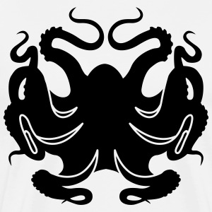 octopus T-Shirts - Men's Premium T-Shirt
