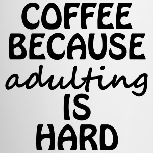 Coffee Adulting