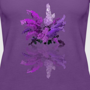 lilac Tanks - Women's Premium Tank Top