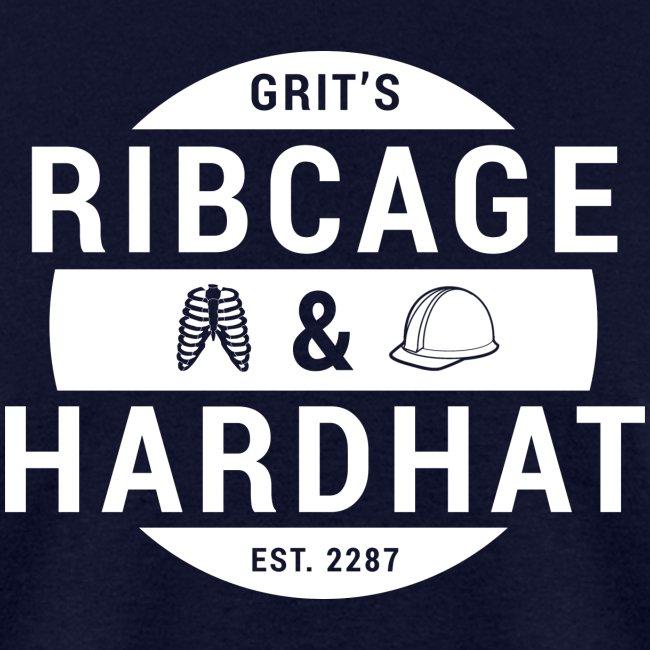 Rib Cage & Hard Hat (Men's)