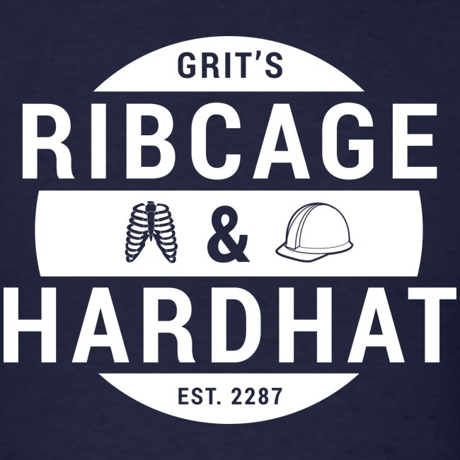 Rib Cage & Hard Hat (Men's)