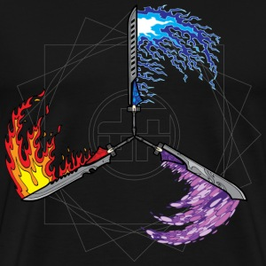 DestinyPlayers 75k t-shirt - Men's Premium T-Shirt