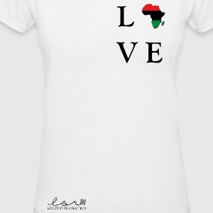 Nini Love Design Women's T-Shirts - Women's V-Neck T-Shirt