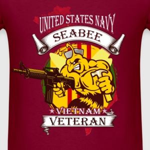 Veterans - US Navy - Men's T-Shirt
