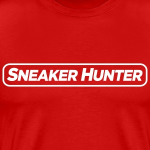 sneaker hunter T-Shirts - Men's Premium T-Shirt