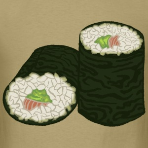 Maki Avocado Salomon T-Shirts - Men's T-Shirt