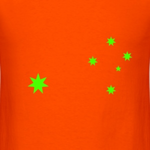 Aussie Orange Shirt - Men's T-Shirt