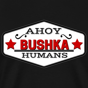 TRANSPARENT ahoy humans T-Shirts - Men's Premium T-Shirt