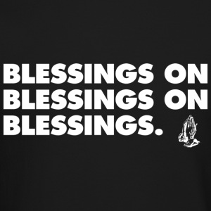 Blessings Drake 6ix Long Sleeve Shirts - Crewneck Sweatshirt