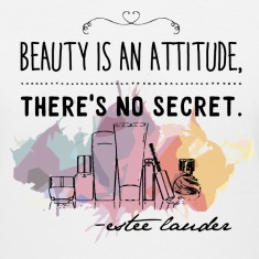 Beauty is Attitude