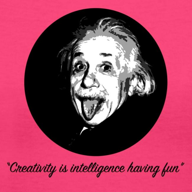 Einstein Creativity Quote
