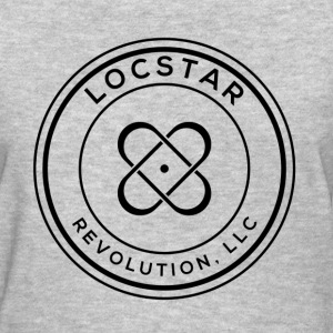 LocStar Revolution OFFICIAL Logo! - Women's T-Shirt