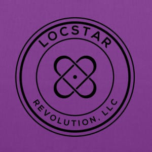 OFFICIAL LocStar Revolution Logo - Tote Bag