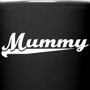 mummy Mugs & Drinkware - Full Color Mug