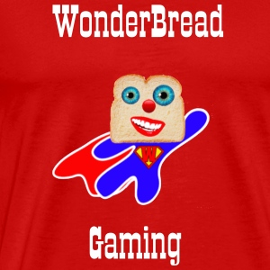 WonderBreadGaming Men's Premium T-Shirt - Men's Premium T-Shirt