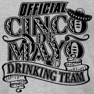 Cinco Mayo Drinking Team T-Shirts - Men's T-Shirt by American Apparel