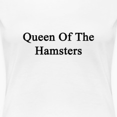 queen_of_the_hamsters Women's T-Shirts
