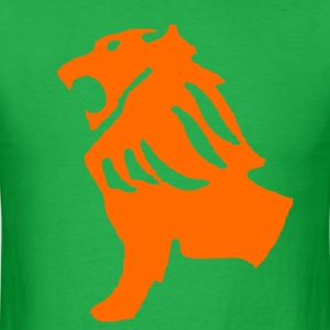 Green Lion Shirt - Men's T-Shirt