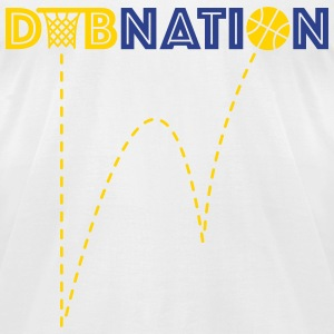 DubNation Fan T-Shirts - Men's T-Shirt by American Apparel