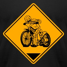 Speedway Road Sign T-Shirts