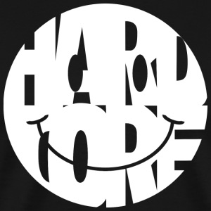 hardcore smiley - Men's Premium T-Shirt