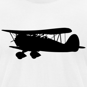 Aircraft T-Shirts - Men's T-Shirt by American Apparel