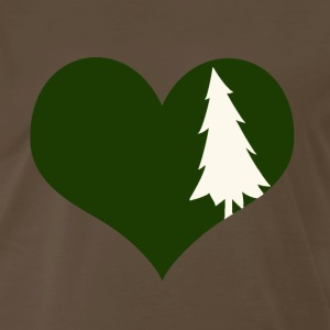Love for the Outdoors! - Men's Premium T-Shirt