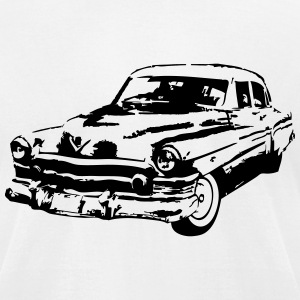 American Classic Car T-Shirts - Men's T-Shirt by American Apparel